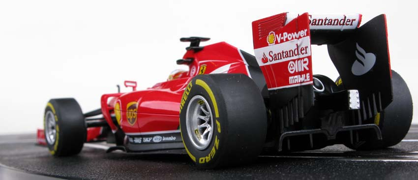 "CARRERA EVO 132 FERRARI F14 T ""F.ALONSO, NO.14"" (27496)"