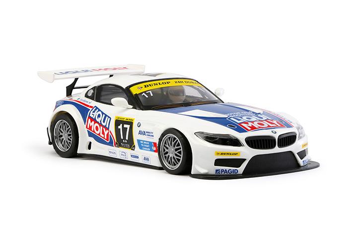 0001AW - BMW Z4 Liqui Moly 24h Dubai 2011 #17 - Team Engstler