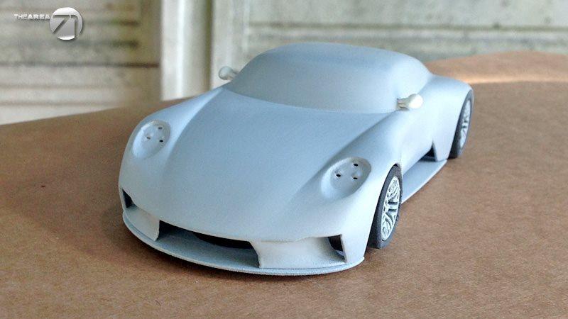 Area71 Slotcars - Porsche 901