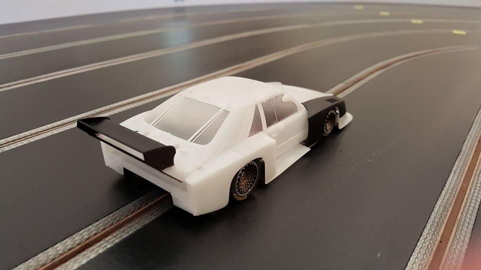 Sideways: Les premières photos de la Ford Mustang Gr5