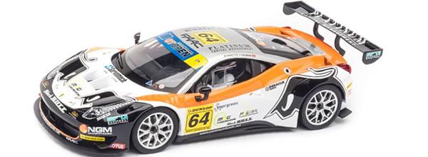 Carrera: Ferrari 458 Italia GT3 Black Bull Racing 1/24