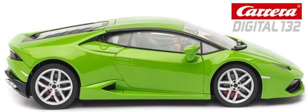 Carrera: la Lamborghini Huracan LP610-4 arrive