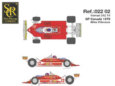 SRC Ferrari 312 T4
