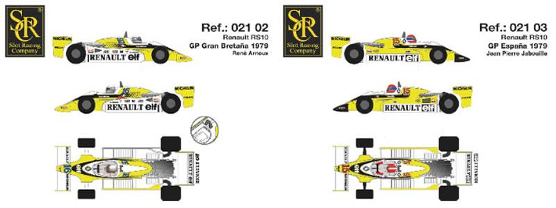 SRC La Renault F1 RS10