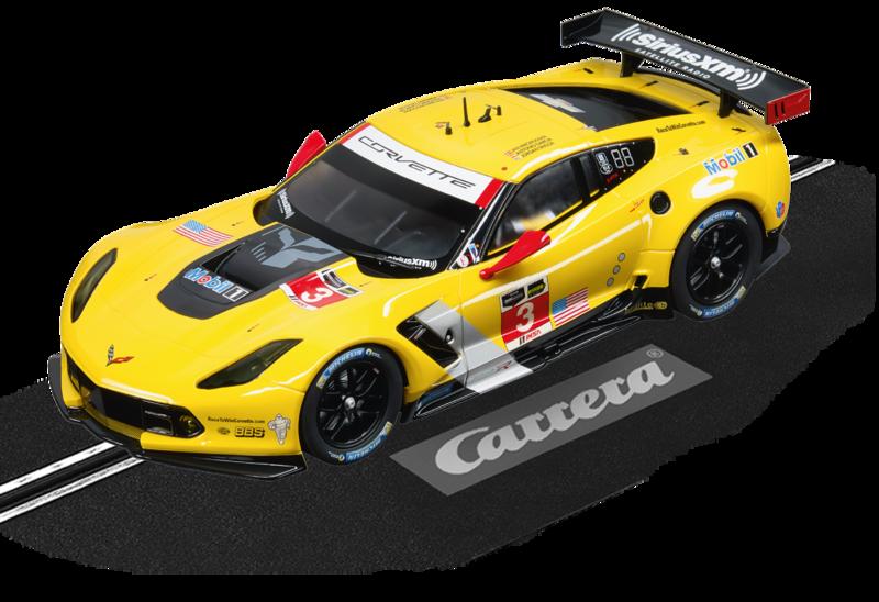 Carrera DIGITAL 124 23818 Chevrolet Corvette C7.R #3