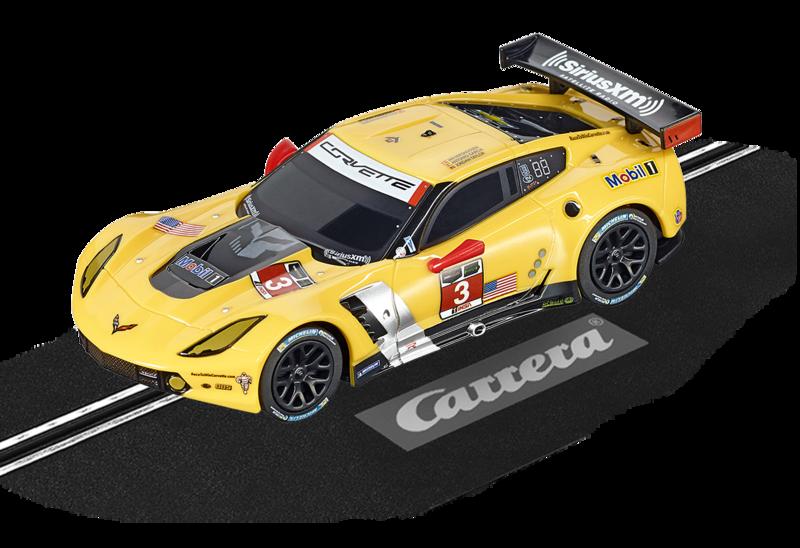 Carrera DIGITAL 143 41382 Chevrolet Corvette C7.R #3