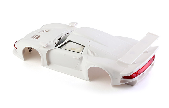 BRM: Une Porsche 911 GT1' 96 à l'échelle 1/24 pour le slot
