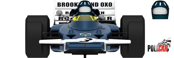 Policar: la prochaine Lotus 72 pour le slot est annoncée