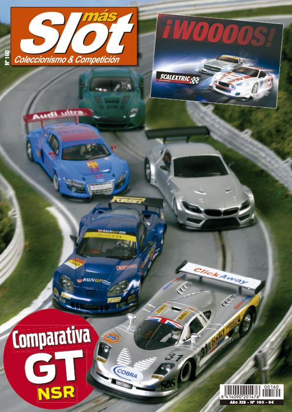 Mas Slot: Le magazine de slot numéro d'octobre 2015