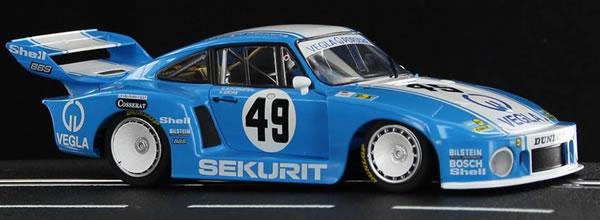 Sideways: la Porsche 935/77 Vegla Racing Le Mans 24hrs 1980