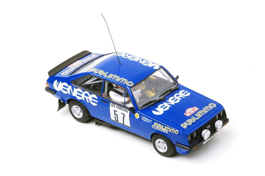 TeamSlot: Escort Mkii Rs2000 Rallye Monte-Carlo 1981