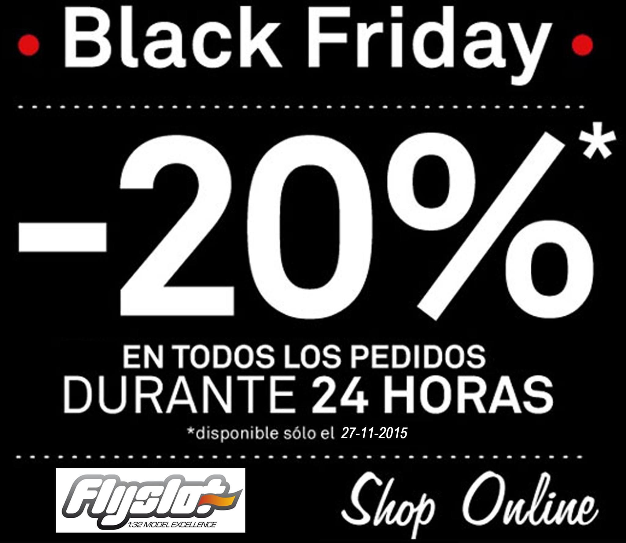 FlySlot: -20% de réduction pour le Black Friday