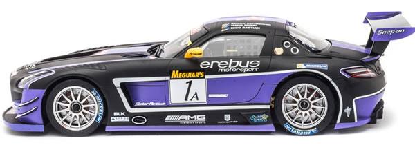 Carrera D124: La Mercedes SLS AMG GT3 Erebus Motorsport