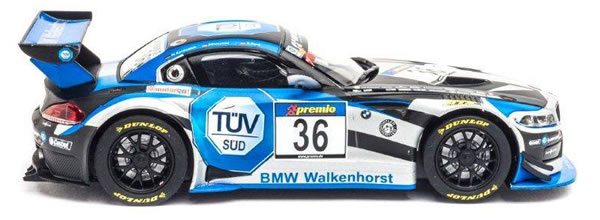 Carrera D132: La BMW Z4 GT3 Walkenhorst #36