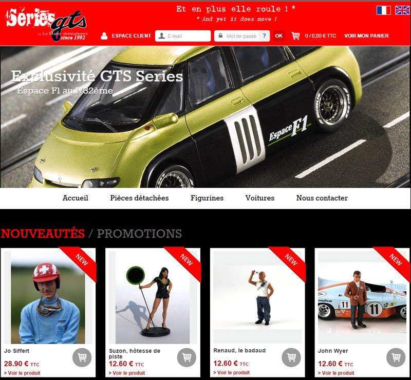 GTS series par Le Mans Miniatures