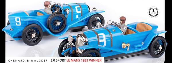 Hooby Classic Une Chenard et Walcker le Mans 1923