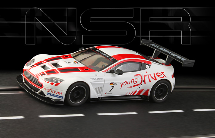 NSR: ASV GT3 FIA GT1-World Championship 2010 Young Driver