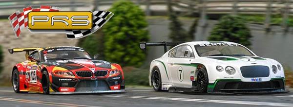 PRS Slot: Des chassis alu pour les Z4 et Bentley Scalextric