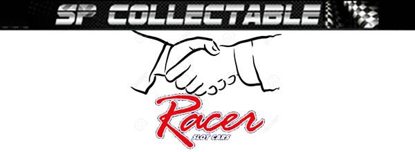 Racer Slot Car Passe sous le contrôle de SP Collectable