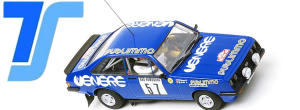 Team Slot: Escort Mkii Rs2000 Rallye Monte-Carlo 1981