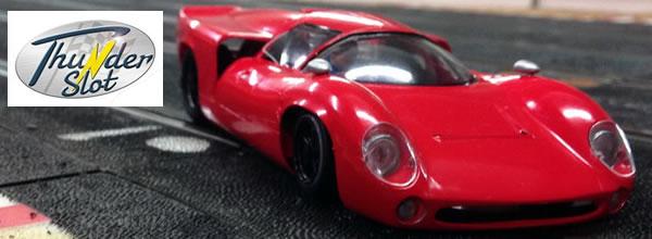 Thunder Slot: La Lola T70 MKIII le renouveau de Giovanni Montiglio