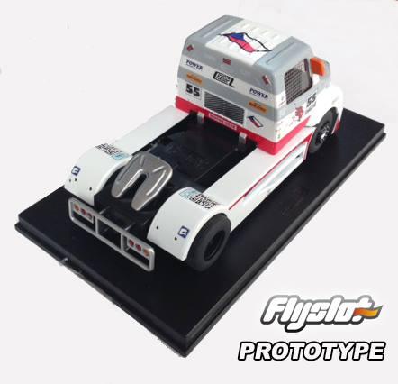 FlySlot: le BUGGYRA Mk08 Super Truck ETRC 2014