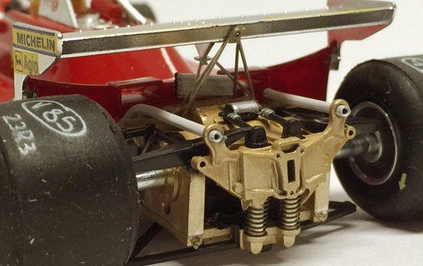 SRC 02201 Ferrari 312 T4 1979 F1 Gp 1st Monaco Jody Scheckter #11 World Champion Limited Edition 1000