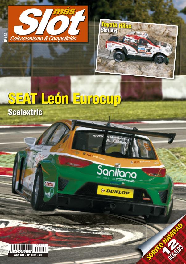 Mas Slot: Le magazine de slot numéro de décembre 2015