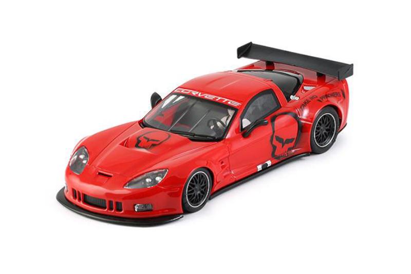 Corvette C6R  Take No Prisoners - Red Edition Ref: NSR0005AW