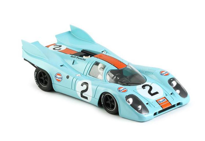 Porsche 917K 1971 Monza 1000Km Winner Rodriguez/Oliver Ref: NSR0003SW