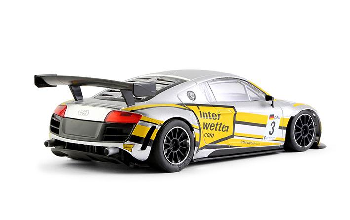 NSR: Audi R8 Team Rosberg #3