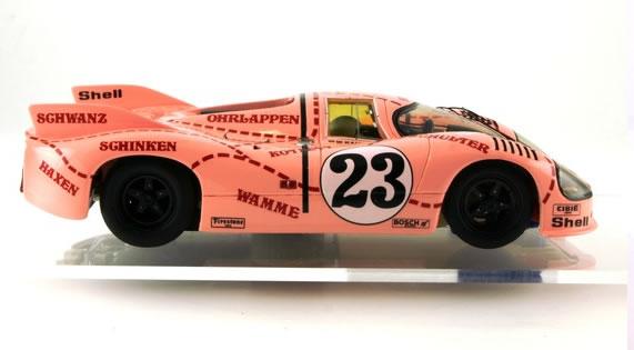 """Le Mans miniatures: La Porsche 917/20 """"cochon Rose"""""""