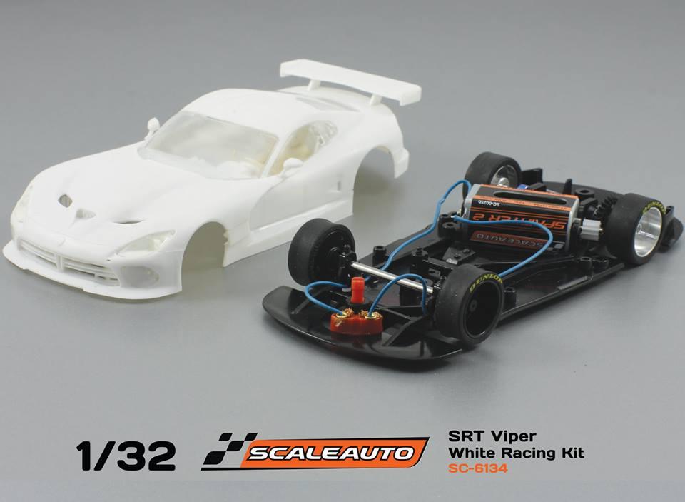 chassis R-Version pour la SRT VIPER GTS-R et la Porsche 991 Gt3