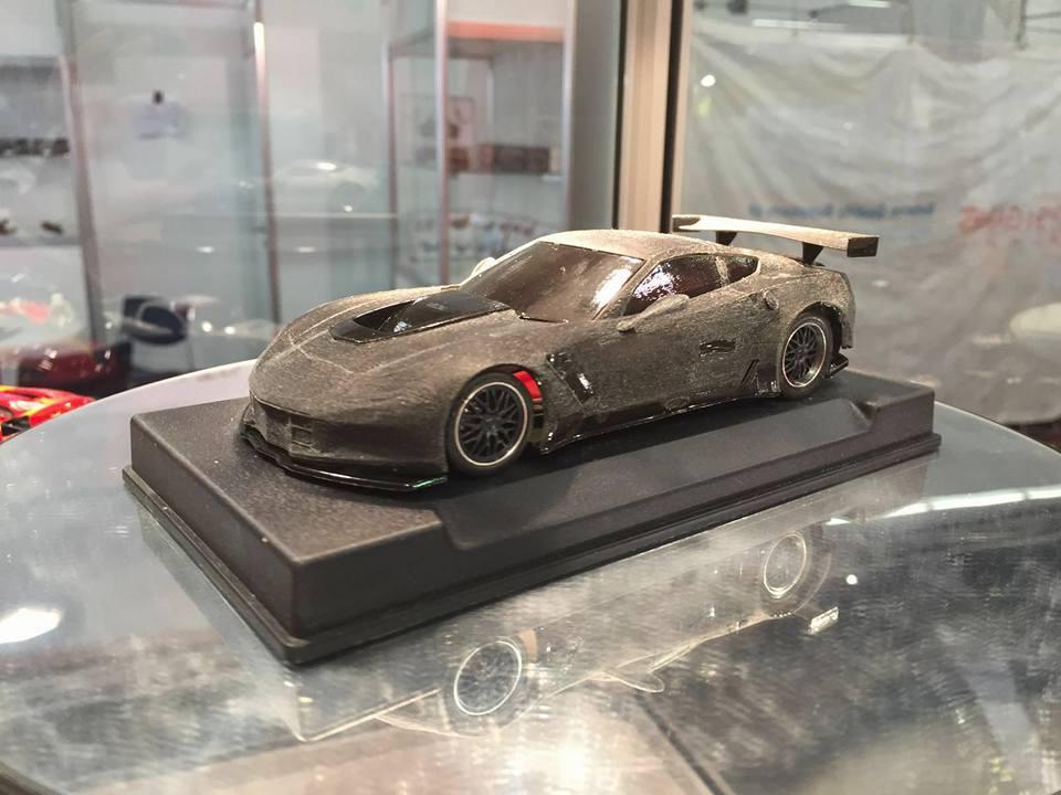 Corvette C7R GT3 NSR
