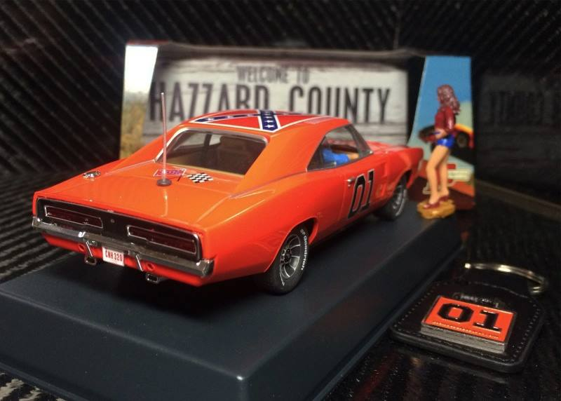 Pioneer Dodge Charger General Lee
