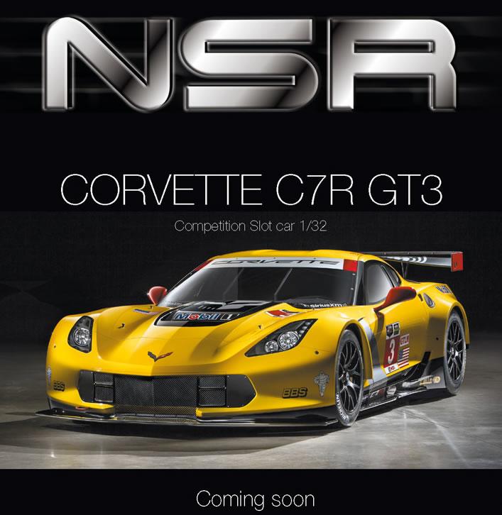 Corvette CR7 - NSR