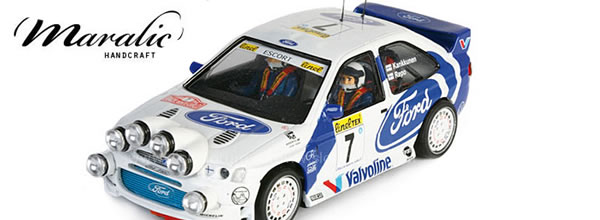Maralic Ford Escort WRC Rallye Montecarlo 1998