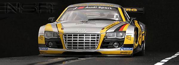 NSR: Audi R8 Team Rosberg #3 - FIA GT3 European Championship 2010