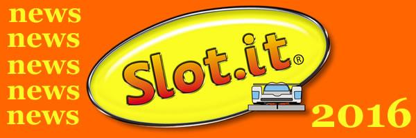 Slot it les nouveautés pour 2016