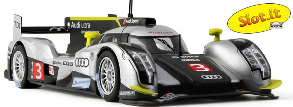 Slot.it: Audi R18 TDI n.3 Le Mans 2011#1