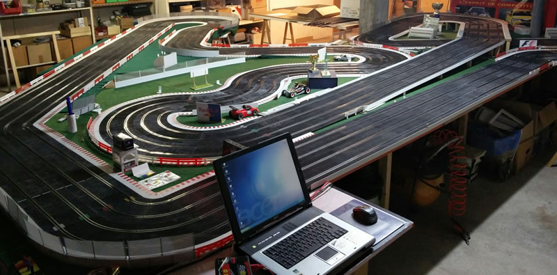 LetraSlot: Le circuit de slot racing s'agrandit – lExtension