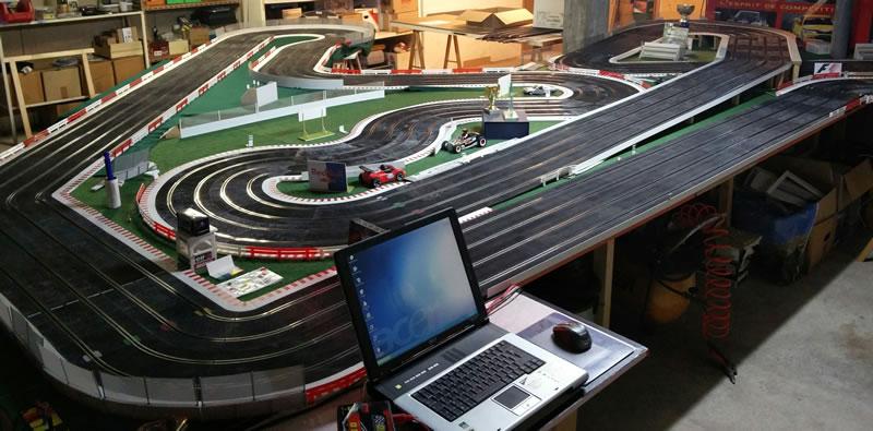 LetraSlot: Le circuit de slot racing s'agrandit – lExtension