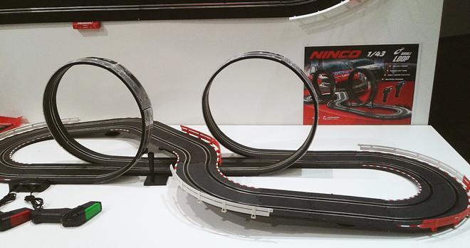 Ninco: Bientot des coffrets de slot racing à l'échelle 1/43?