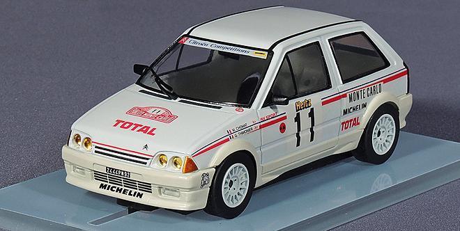 Otero Scale: la Citroen AX Sport Monte Carlo 1988