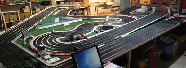 LetraSlot: Le circuit de de slot racing s'agrandit - lExtension