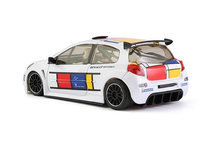 """NSR Slot: Une Renault Clio Cup """"Piet Mondrian"""""""