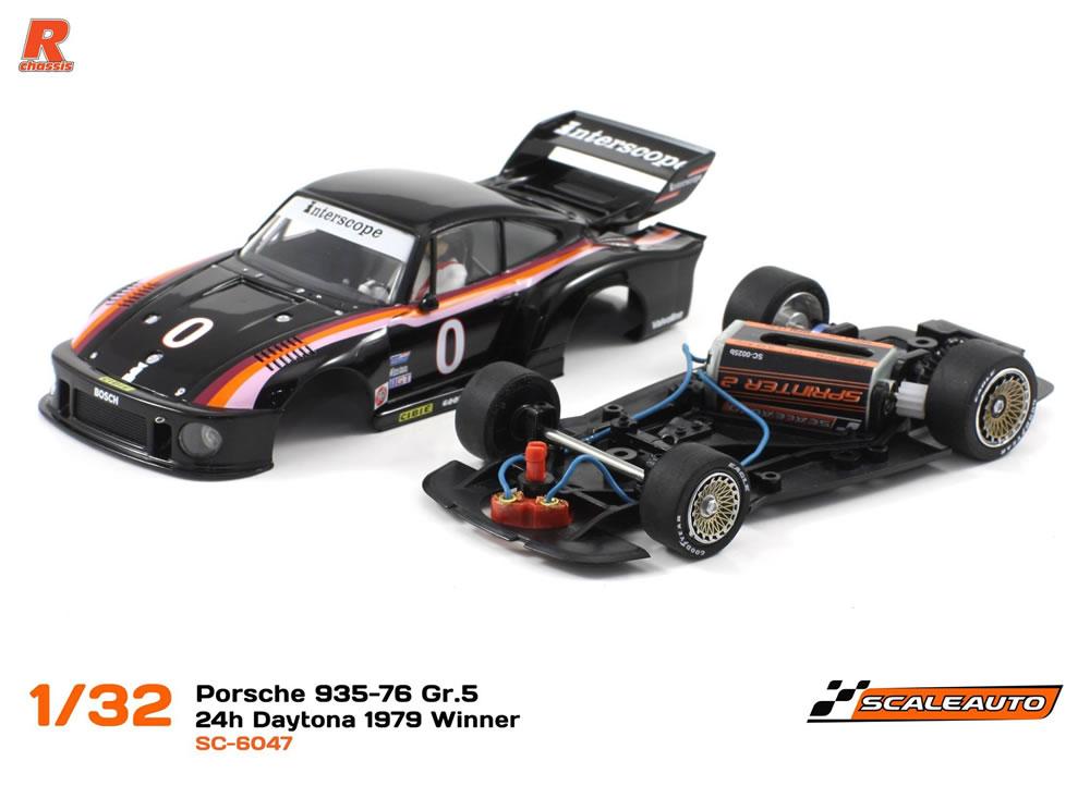Porsche 935-76 Daytona 79 Homeseries