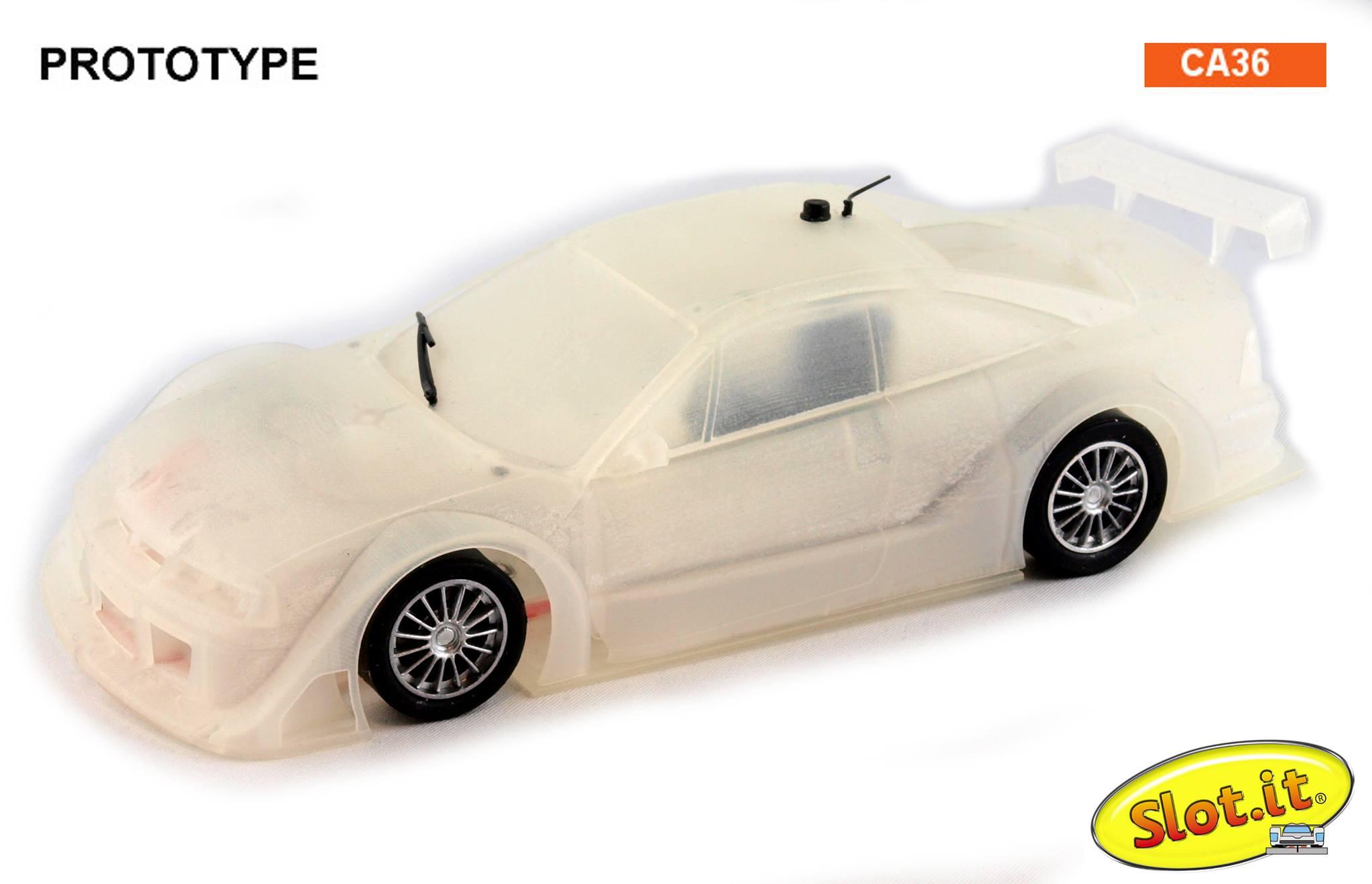 Opel Calibra Classic DTM 3D Prototype - CA36