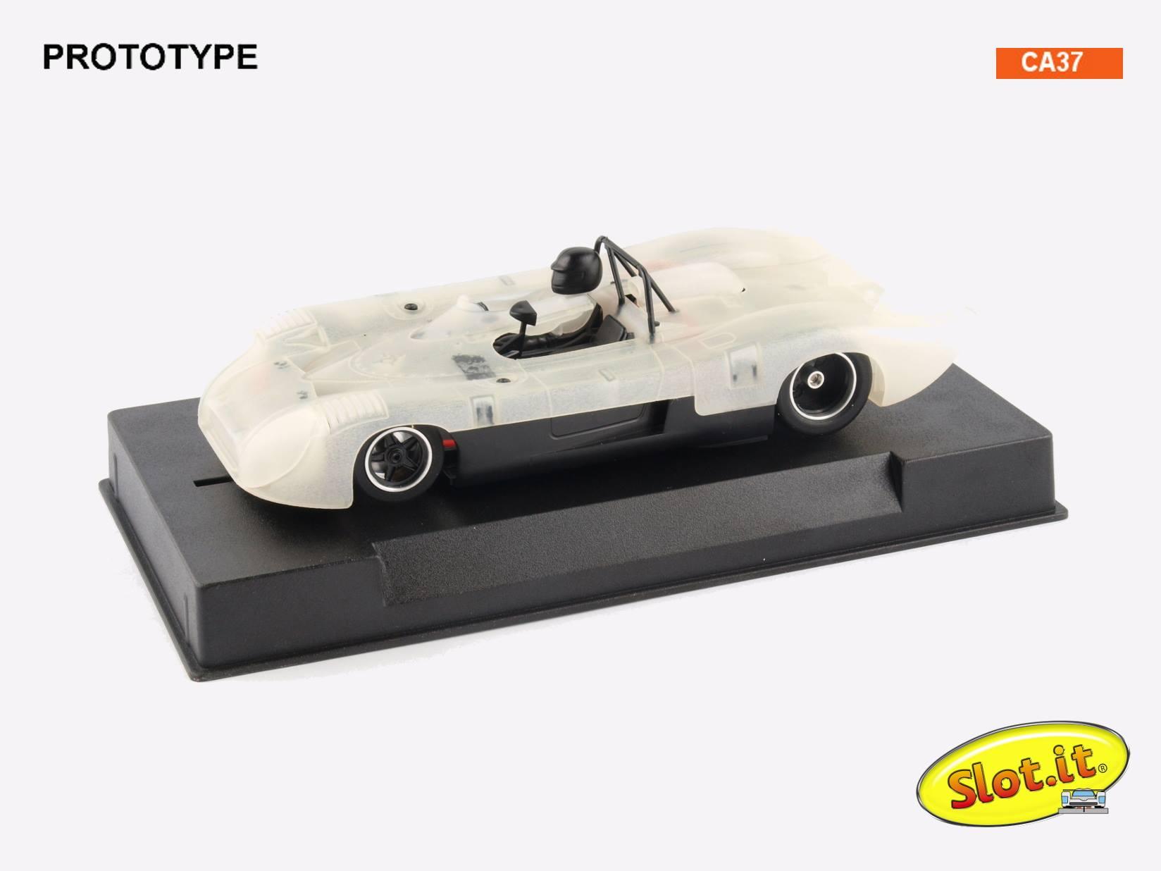 Matra 670B 1973 - 3D Prototype - CA37