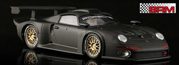 BRM: Porsche 911 GT1 – 1/24 les voitures pour 2016